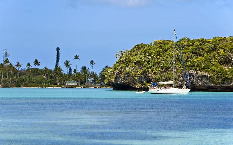 bareboat yacht charters sailing new caledonia. Black Bedroom Furniture Sets. Home Design Ideas